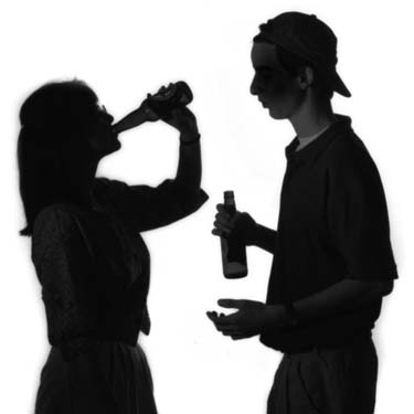 what influences adolescents to drink underage Between allowing a child to drink underage and binge drinking, binge  behaviors are the strongest influences on substance abuse adolescents who have peers that.
