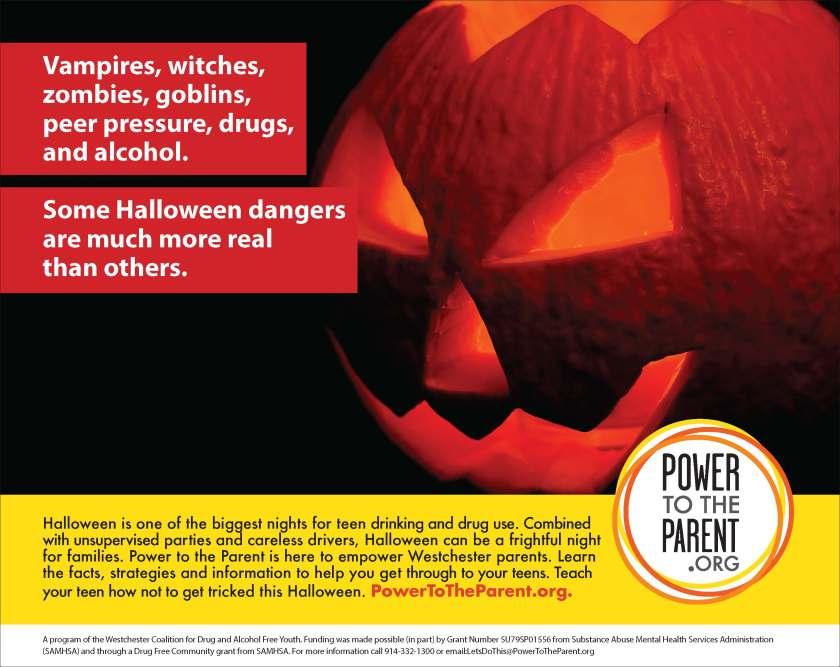 Westchester Coalition - Halloween