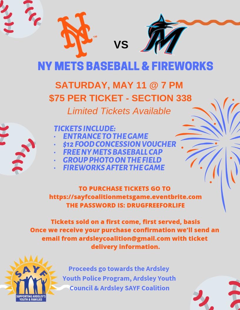 2019 NY Mets Baseball Fundraiser-2