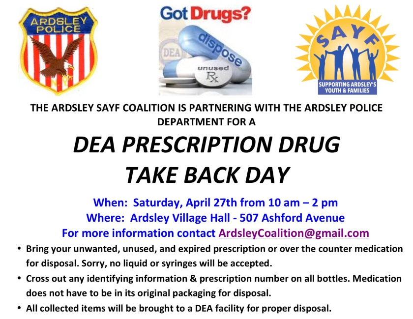 drug giveback day 04272019 rs